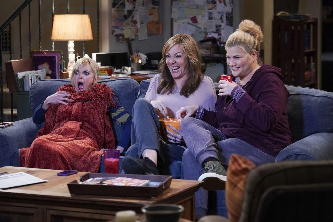(v.l.n.r.) Christy (Anna Faris); Bonnie (Allison Janney); Tammy (Kristen Johnston) - Bildquelle: Monty Brinton 2018 WBEI. All rights reserved.