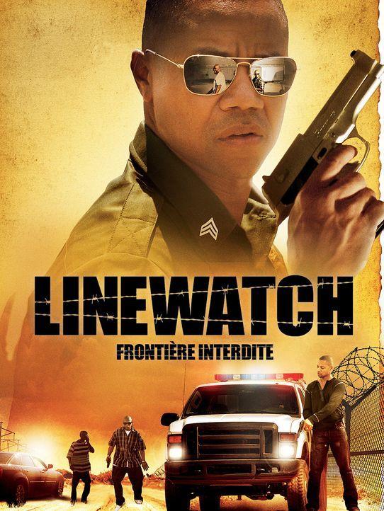 Linewatch - Plakatmotiv - Der Border Patrol Agent Michael Dixon (Cuba Gooding jr.) wird von der eigenen Vergangenheit als Mitglied einer Jugendbande... - Bildquelle: 2008 Worldwide SPE Acquisitions Inc. All Rights Reserved.