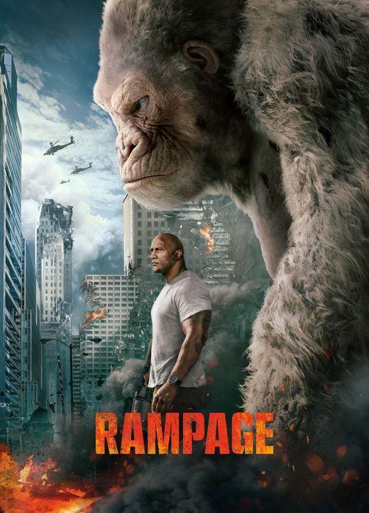 Rampage - Big Meets Bigger - Artwork - Bildquelle: 2018 Warner Bros. Entertainment Inc. All rights reserved.