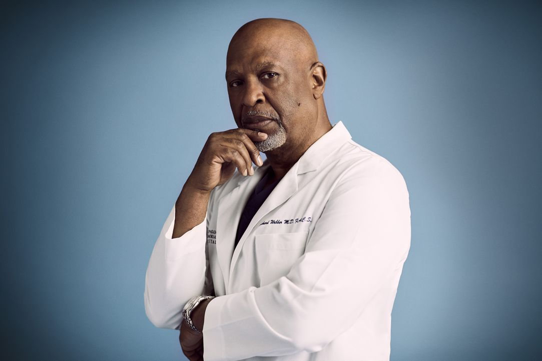 (17. Staffel) - Dr. Richard Webber (James Pickens jr.) - Bildquelle: Mike Rosenthal 2020 American Broadcasting Companies, Inc. All rights reserved. / Mike Rosenthal