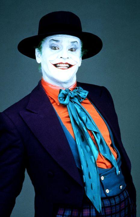 In einem Säurebad der verschiedensten Chemikalien stirbt der rücksichtslose Gangster Jack Napier (Jack Nicholson) und ersteht als psychopathischer... - Bildquelle: Warner Bros.