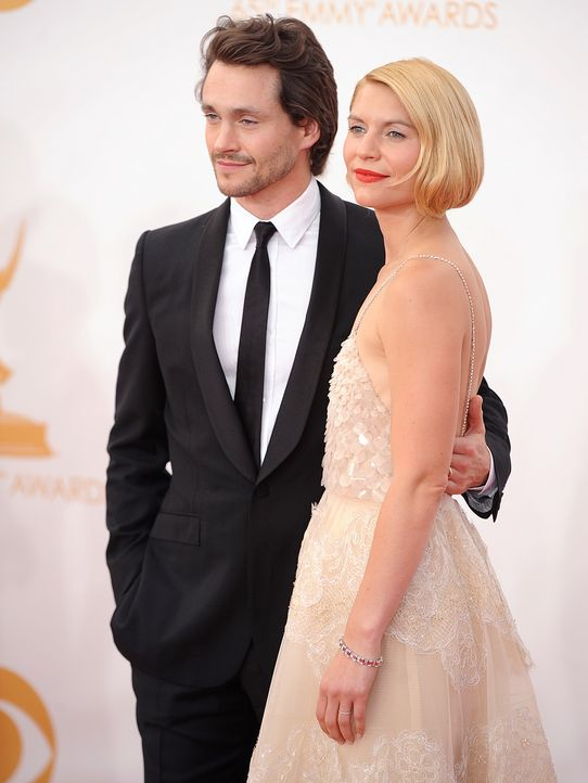 Emmy-Awards-Claire-Danes-Hugh-Dancy-13-09-22-AFP - Bildquelle: AFP