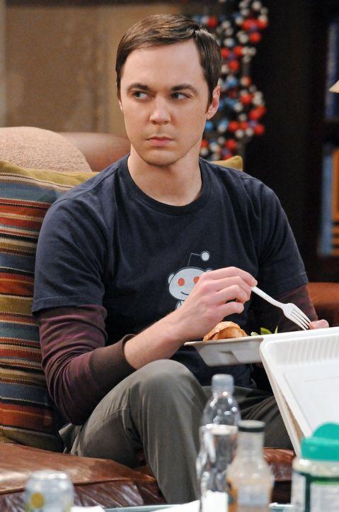 Wird gezwungen, Urlaub zu machen: Sheldon (Jim Parsons) ... - Bildquelle: Warner Bros. Television