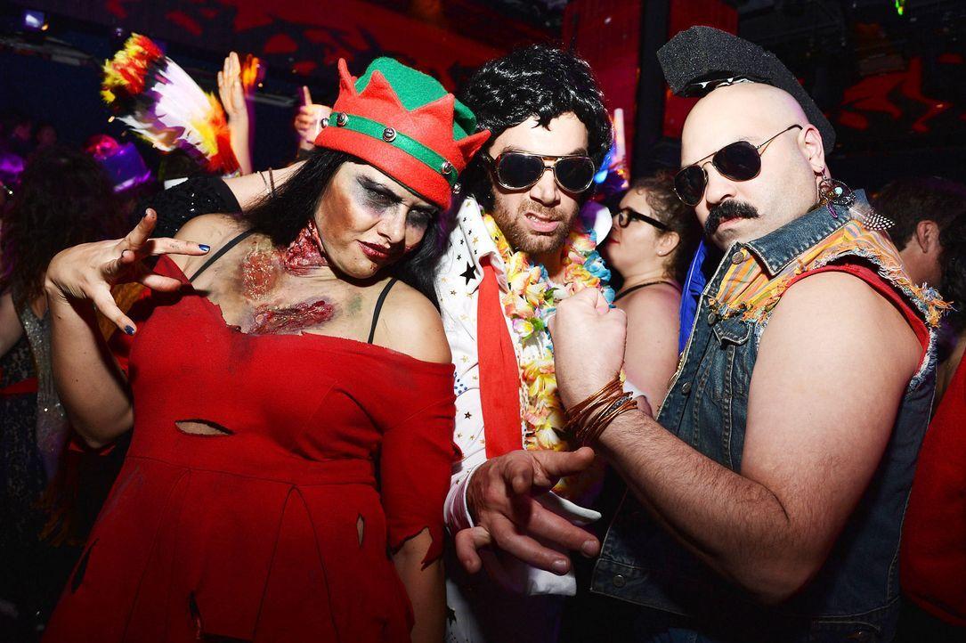 heidi-klum-haunted-holiday-party-12-12-01-48-getty-afpjpg 2100 x 1398 - Bildquelle: getty-AFP