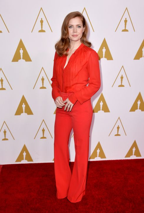 Amy Adams - Bildquelle: getty-AFP