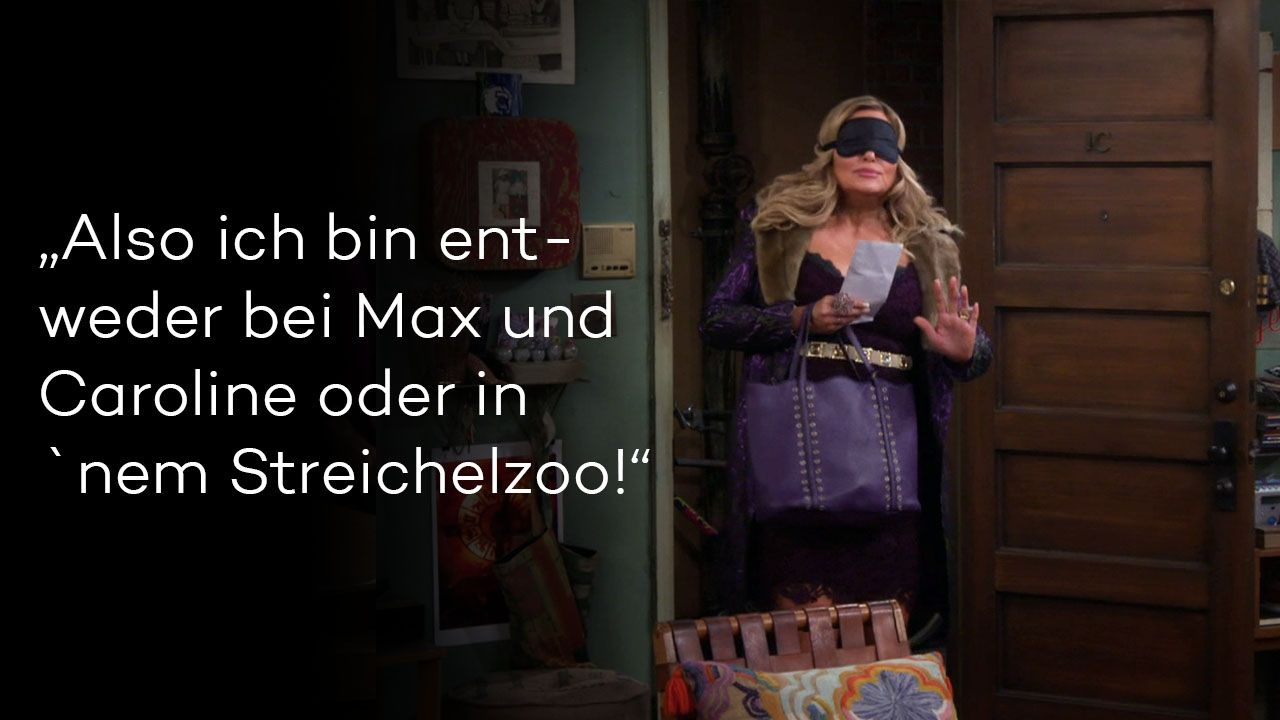 2 Broke Girls Staffel 5 Folge 17 Bild 3 - Bildquelle: Warner Brothers
