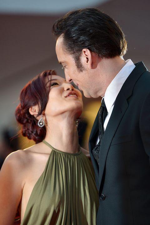 Nicolas-Cage-Alice-Kim-130830-AFP - Bildquelle: AFP