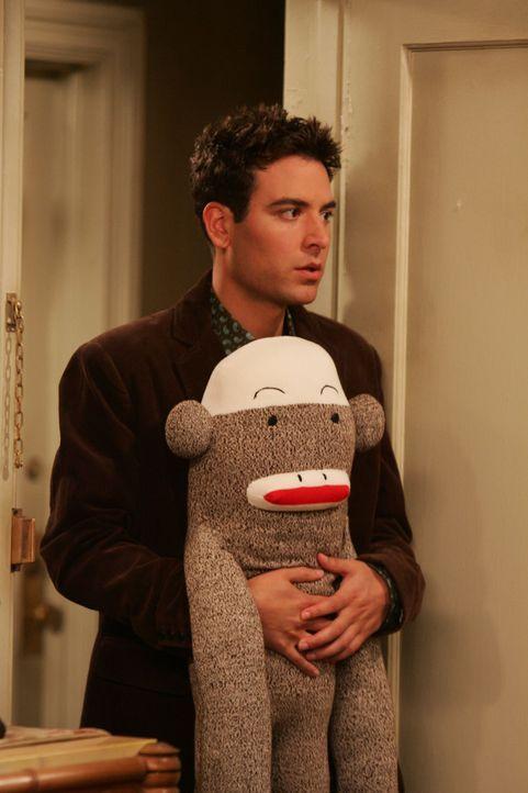Ted (Josh Radnor) trägt neuerdings ein Hemd, welches ihm vor Jahren überhaupt nicht gefallen hat. Da entwickelt er obskure Ideen bezüglich seiner... - Bildquelle: 20th Century Fox International Television