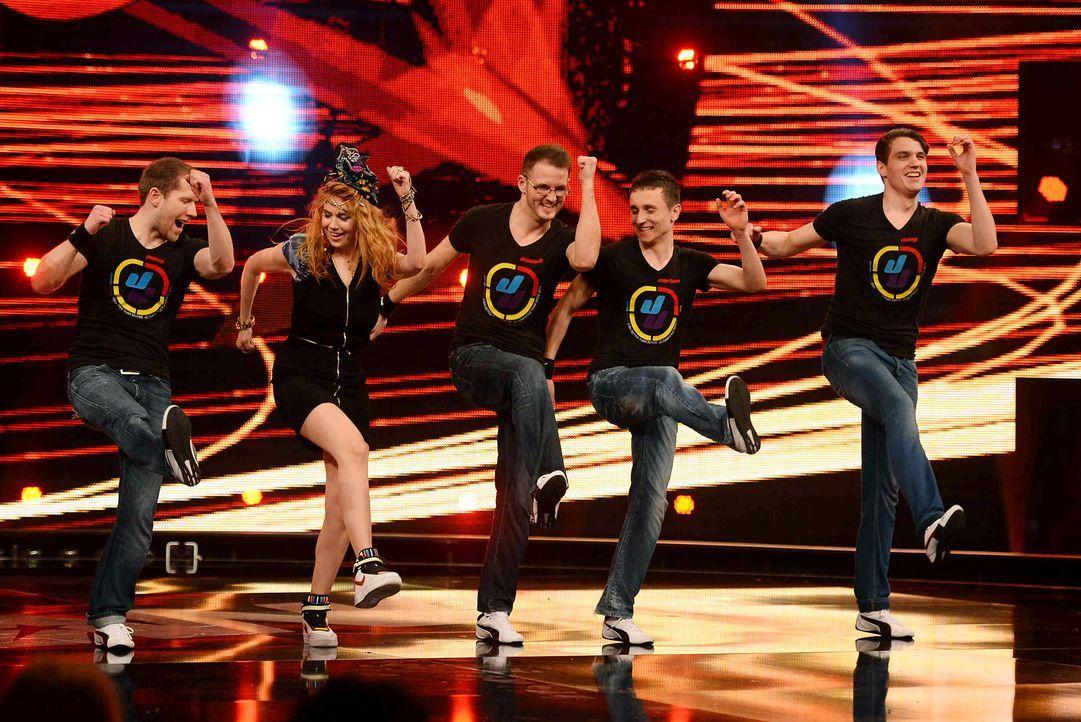 Got-To-Dance-Jump-Jump-13-SAT1-ProSieben-Willi-Weber - Bildquelle: SAT.1/ProSieben/Willi Weber