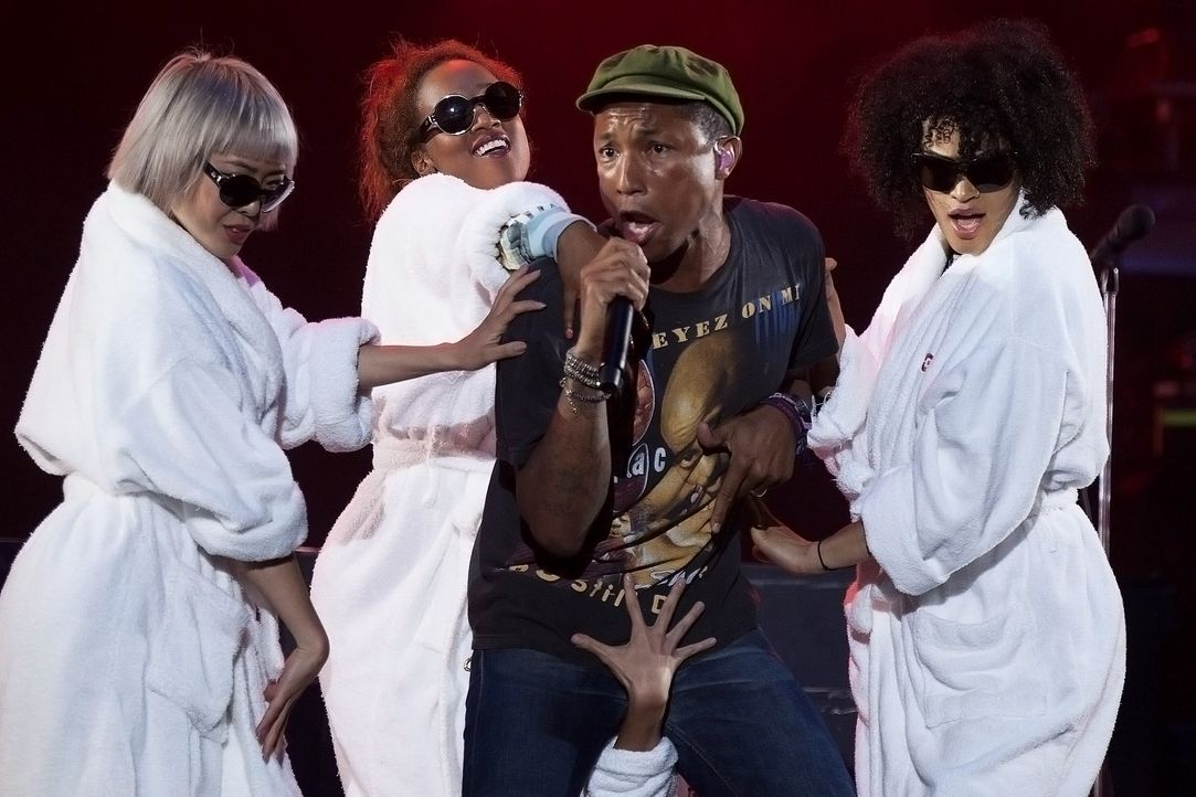 Pharrell-Williams-15-03-29-dpa - Bildquelle: dpa