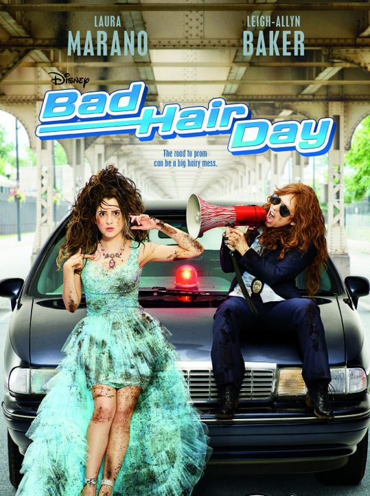 Bad Hair Day - Plakatmotiv - Bildquelle: Touchstone Television