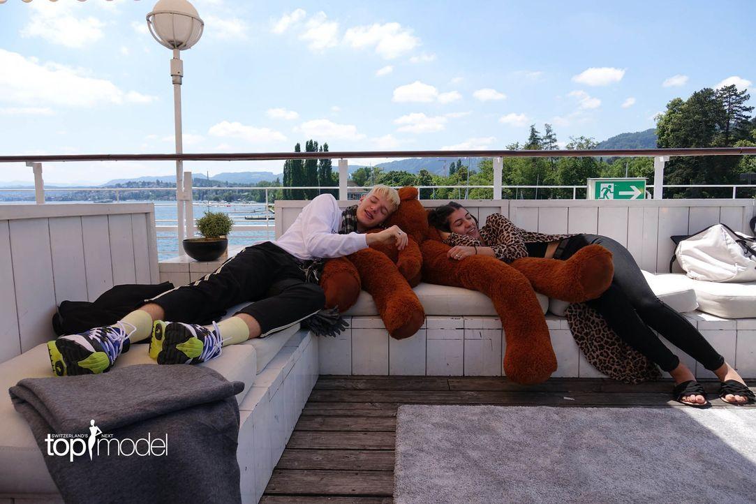 BTS_STUDIO_54_Siggi (10) - Bildquelle: ProSieben Schweiz/ Siegfried Boyé