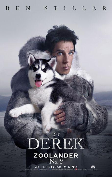 Derek Zoolander - Zoolander 2 - Bildquelle: Paramount Pictures Germany