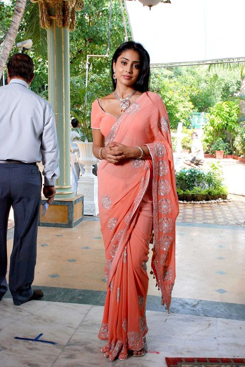 Die hübsche Priya R. Sethi (Shriya Saran) verliebt sich Hals über Kopf in einen Mann aus New York. Doch nicht nur die Entfernung ist ein Problem, de... - Bildquelle: 2008 OEL Productions, INC. All Rights Reserved.