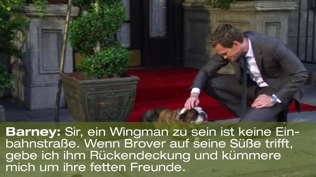 how-i-met-your-mother-zitat-quote-staffel-8-episode-5-durchtriebene-hunde-4-barney-foxpng 1600 x 900 - Bildquelle: 20th Century Fox