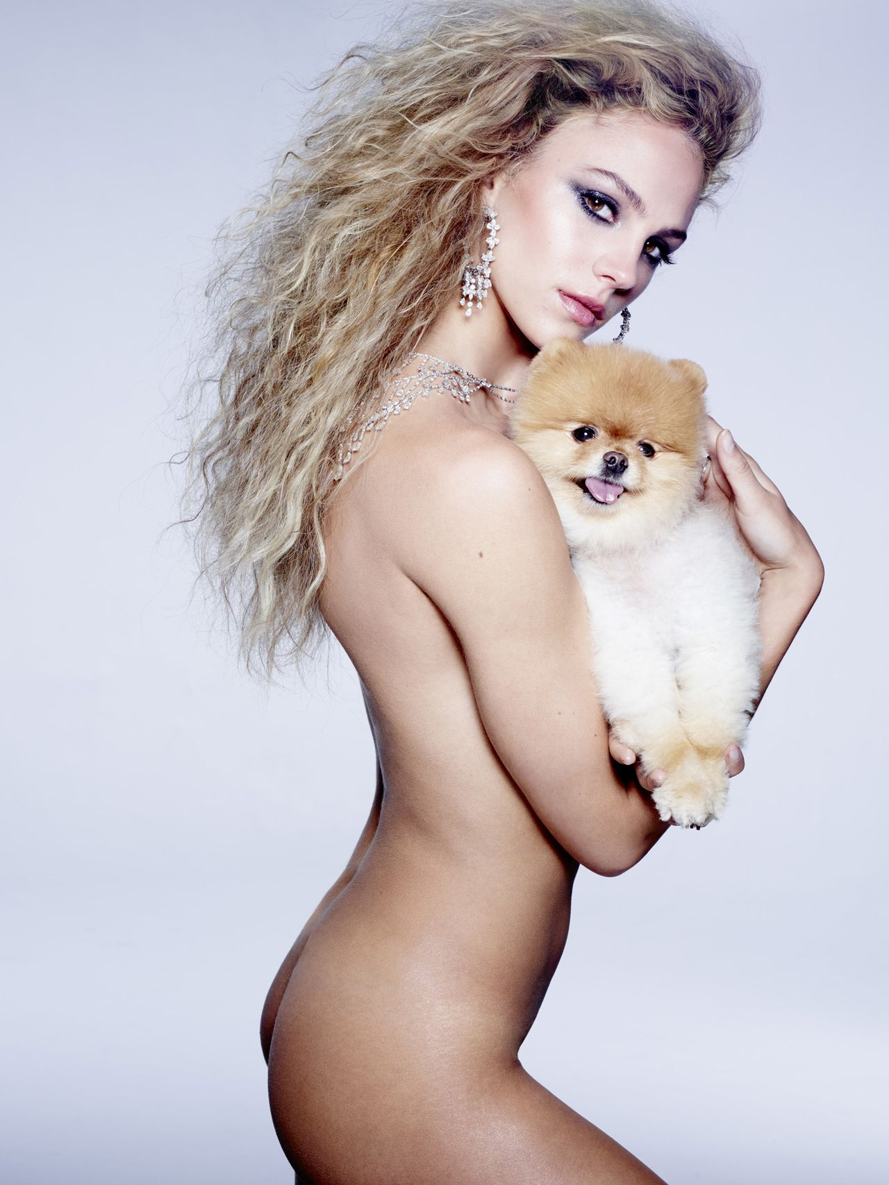 Nackt shooting topmodel Austria's Next