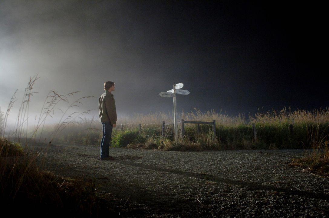 Sam (Jared Padalecki) und Dean untersuchen eine Kleinstadt, die von einer Reihe seltsamer Morde heimgesucht wird. Es scheint so, als ob Märchen ein... - Bildquelle: Warner Bros. Television