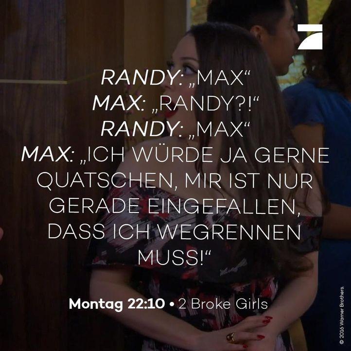 Max und Randy Staffel 6 Episode 22 - Bildquelle: Warner Bros. Television