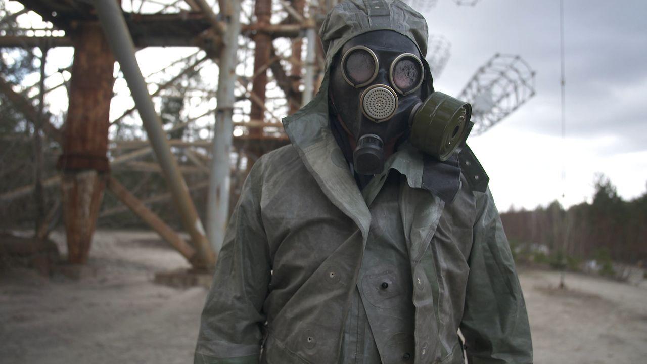 Um ihre Mitbürger vor den tödlichen Folgen der Nuklearkatastrophe von Tscher... - Bildquelle: ProSieben