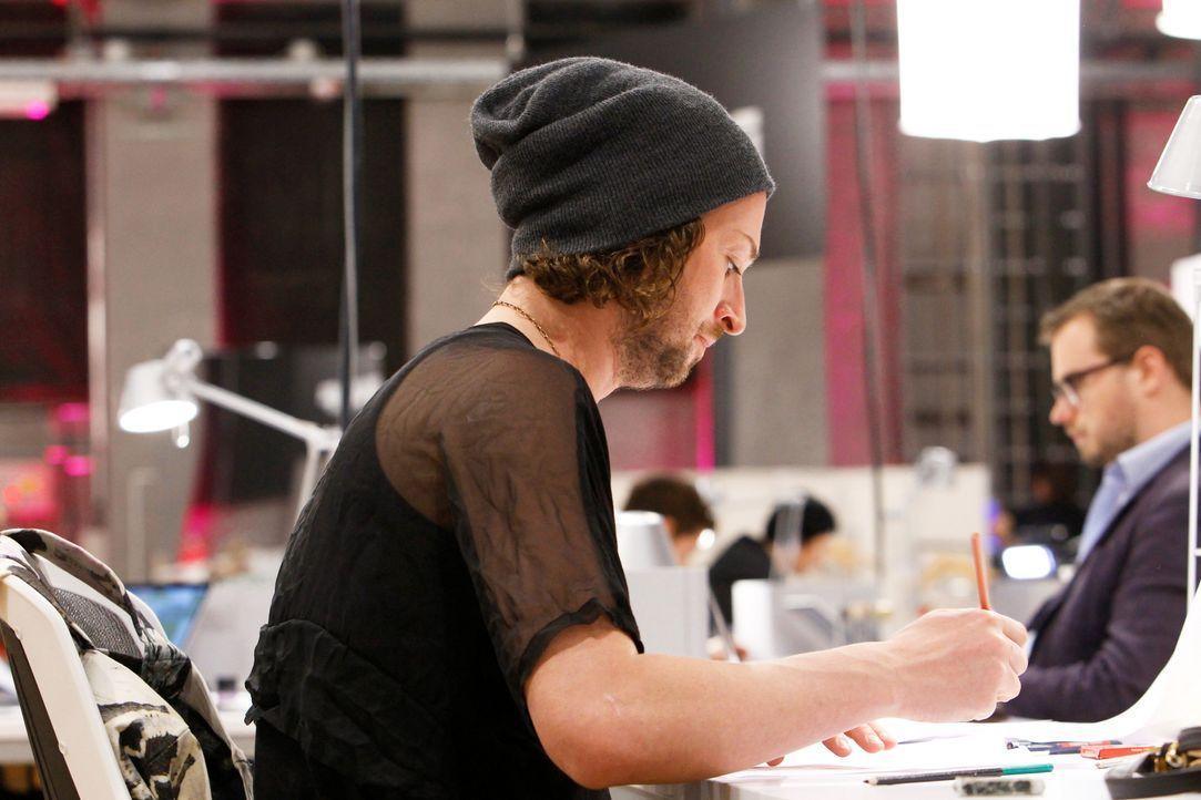 Fashion-Hero-Epi01-Atelier-07-ProSieben-Richard-Huebner - Bildquelle: ProSieben / Richard Huebner