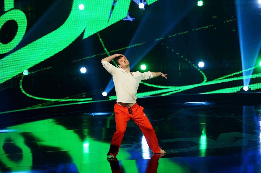 Got-To-Dance-Oleg-04-SAT1-ProSieben-Willi-Weber - Bildquelle: SAT.1/ProSieben/Willi Weber