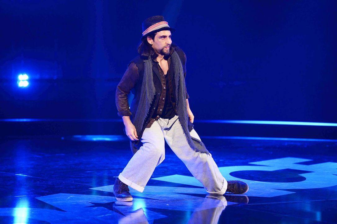 Got-To-Dance-Arman-Pour-Kashani-03-SAT1-ProSieben-Willi-Weber - Bildquelle: SAT.1/ProSieben/Willi Weber
