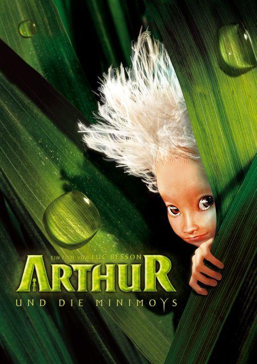 Arthur und die Minimoys - Plakatmotiv ... - Bildquelle: TOBIS Film
