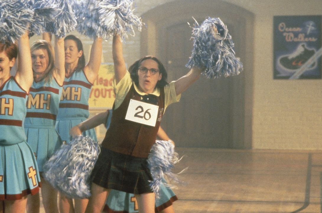 Mary (Molly Shannon, r.) mag kurzsichtig und wenig attraktiv sein, doch auf den Kopf gefallen ist sie nicht: Sie weiß, dass für ein Mädchen jede ans... - Bildquelle: Paramount Pictures
