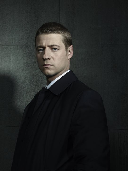 Detective James Gordon (Ben McKenzie) - Bildquelle: Warner Bros. Entertainment, Inc.