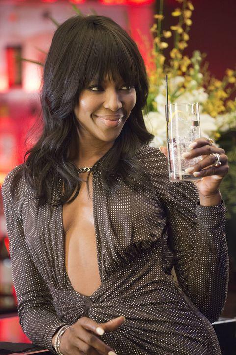 Jetzt ist sie glücklich. Camilla (Naomi Campbell) kann zum ersten Mal ihren Freund Hakeem auf der Bühne zusehen ... - Bildquelle: 2015 Fox and its related entities.  All rights reserved.