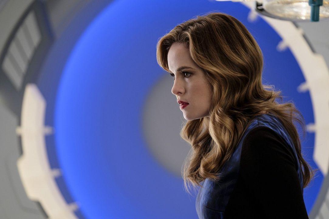 Als ein Metawesen Iris in Lebensgefahr bringt, kann nur Caitlin (Danielle Panabaker) sie retten. Doch hat sie genug Kontrolle über ihre Kräfte, um s... - Bildquelle: 2016 Warner Bros.