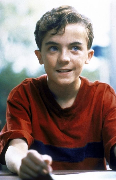 Meistens arbeitet Malcolm (Frankie Muniz) in der Schule begeistert mit ... - Bildquelle: TM +   2000 Twentieth Century Fox Film Corporation. All Rights Reserved.