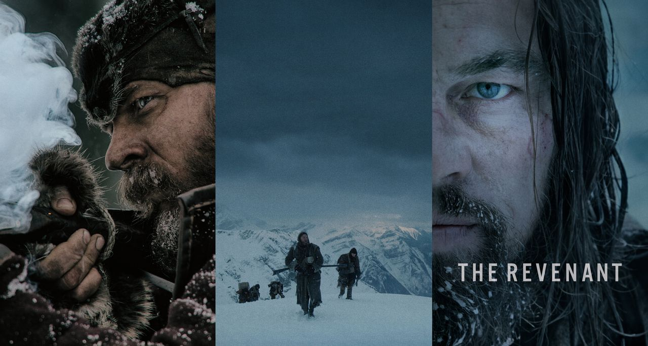 The Revenant - Der Rückkehrer - Artwork - Bildquelle: 2015 Twentieth Century Fox Film Corporation.  All rights reserved.