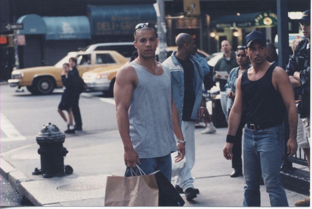 Als sich der junge Dealer Rick (Vin Diesel, l.) in seine Nachbarin verliebt, weiß er, dass er sich ändern muss, um deren Herz zu gewinnen. Doch das...