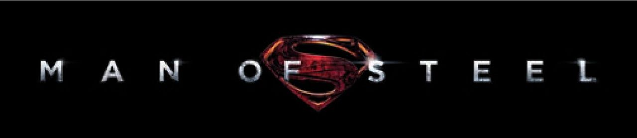 MAN OF STEEL - Logo - Bildquelle: 2013 Warner Brothers