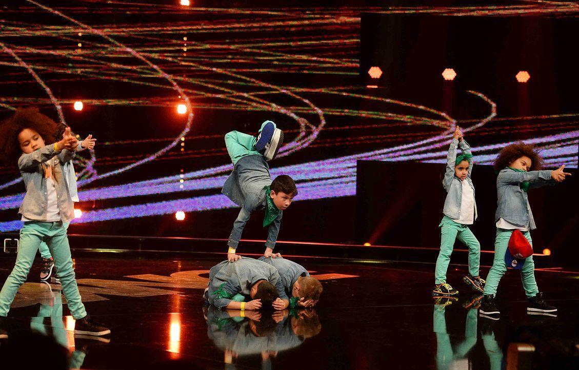 Got-To-Dance-Baby-Bounce-07-SAT1-ProSieben-Willi-Weber-TEASER - Bildquelle: SAT.1/ProSieben/Willi Weber
