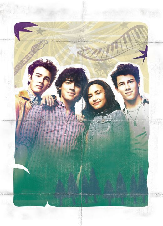 CAMP ROCK: THE FINAL JAM - Artwork - Bildquelle: Disney