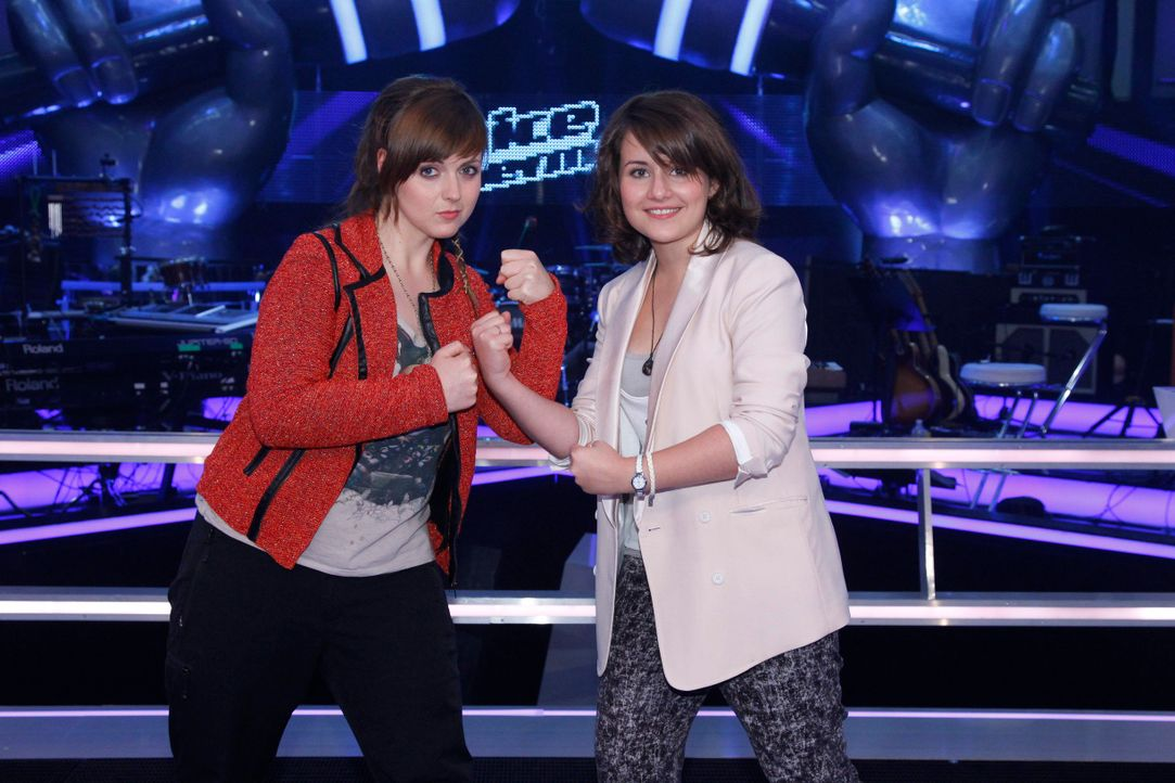 battle-evi-vs-kristin-06-the-voice-of-germany-huebnerjpg 2448 x 1632 - Bildquelle: SAT.1/ProSieben/Richard Hübner