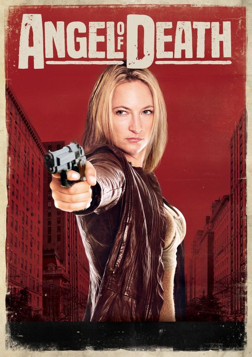 ANGEL OF DEATH - Plakatmotiv - mit Zoe Bell - Bildquelle: 2009 Colton Productions, Inc. All Rights Reserved.