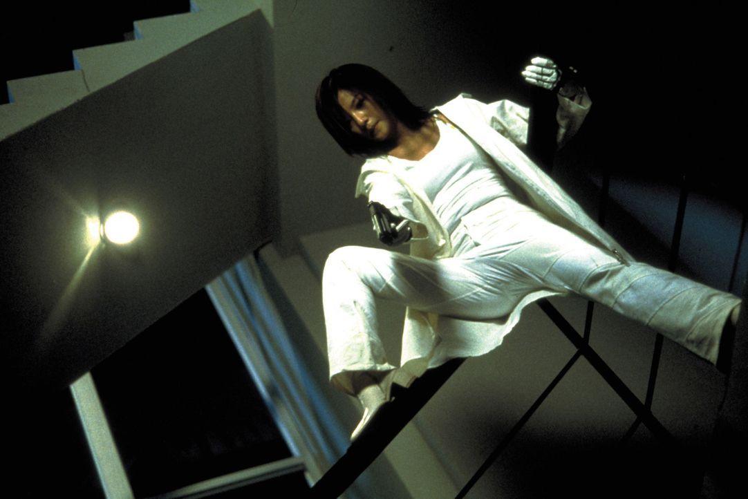 Schluss mit lustig: Sue (Zhao Wei) ... - Bildquelle: Sony Pictures Television International. All Rights Reserved.