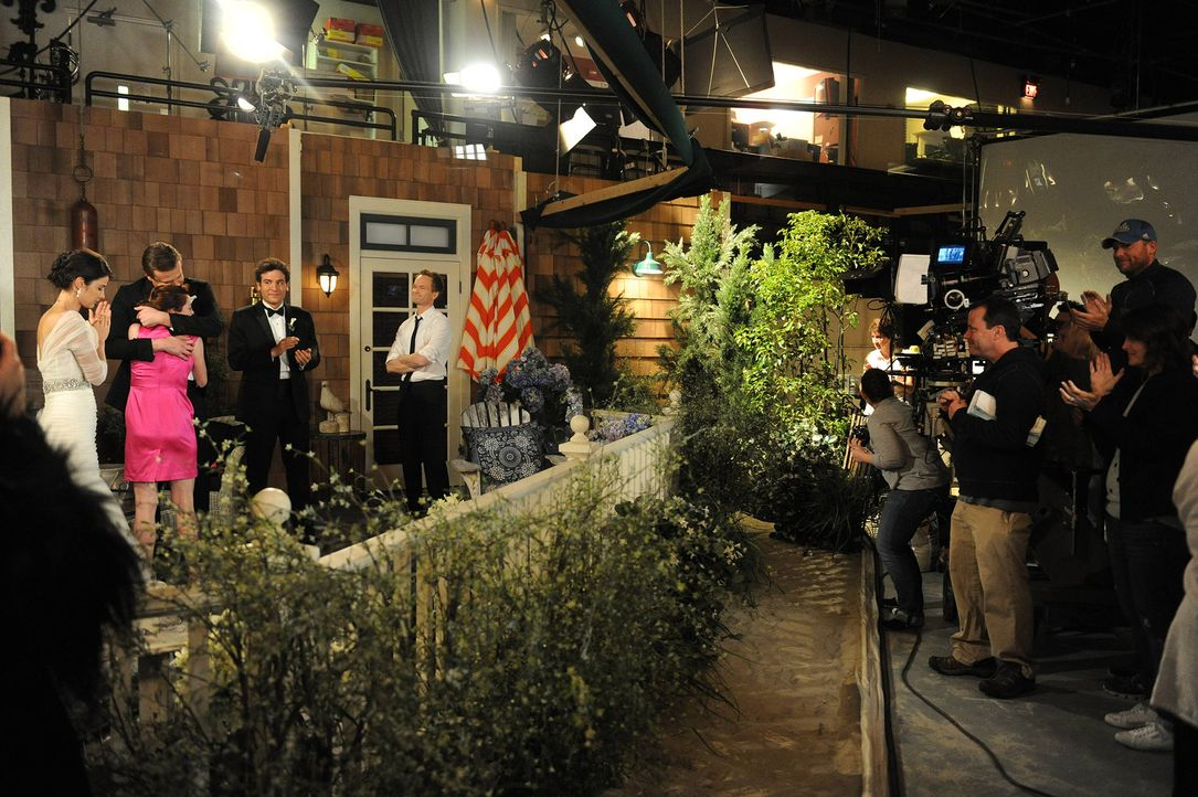 HIMYM- Behind the scenes- Last Forever Part1 (3) - Bildquelle:  CBS Broadcasting, Inc. All rights reserved
