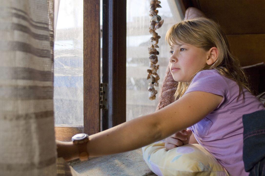 Schmiedet einen Plan, um ihrem Orca ein Leben in Gefangenschaft zu ersparen: Kirra (Bindi Irwin) ... - Bildquelle: 2009 Warner Brothers