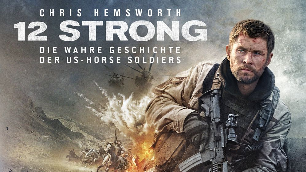Operation: 12 Strong - Bildquelle: 2018 Concorde Filmverleih GmbH