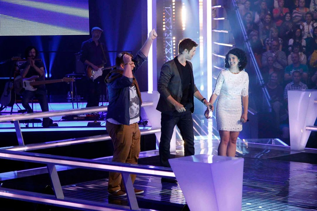 battle-michael-h-hannah-08-the-voice-of-germany-huebnerjpg 1775 x 1184 - Bildquelle: SAT.1/ProSieben/Richard Hübner