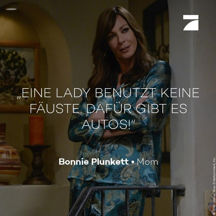 Bonnie - Staffel 3 Episode 18 - Bildquelle: 2016 Warner Bros. Entertainment, Inc.
