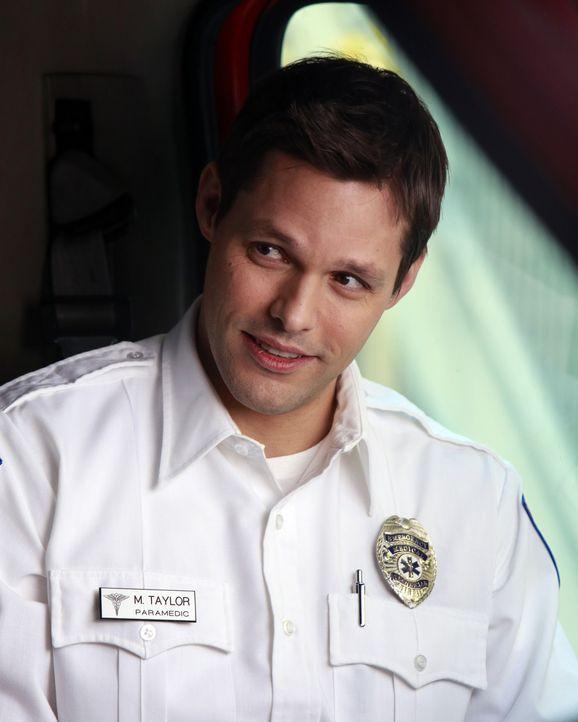 Immer im Einsatz um Leben zu retten: Matthew (Justin Bruening) ... - Bildquelle: ABC Studios