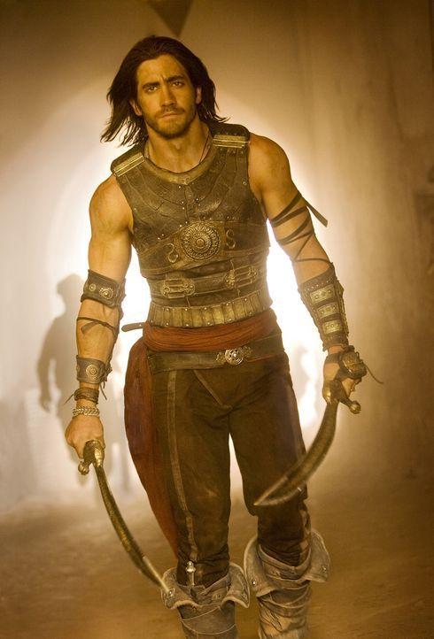 Dastan (Jake Gyllenhaal), Prinz von Persien, muss verhindern, dass eine mächtige und für die gesamte Menschheit gefährliche Waffe in die Hände e... - Bildquelle: Andrew Cooper, Jonathan Prime Disney Enterprises, Inc. and Jerry Bruckheimer Inc.  All rights reserved