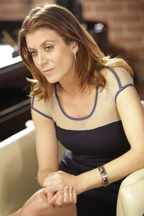 Versucht nach wie vor, Sam von ihrer Babyidee zu überzeugen: Addison (Kate Walsh) ... - Bildquelle: ABC Studios