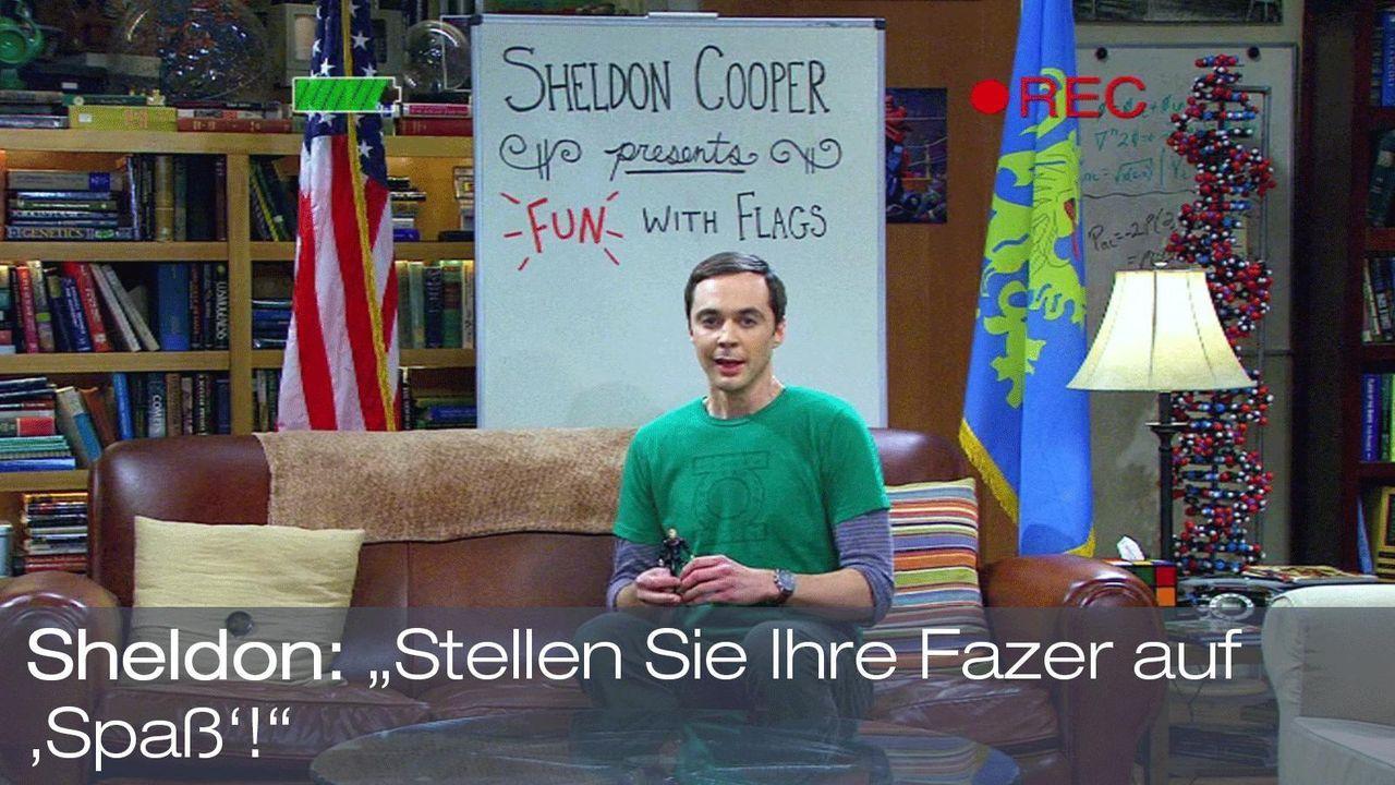 Staffel 6 Folge 7 - Zitat 1 - Bildquelle: Warner Brothers Television