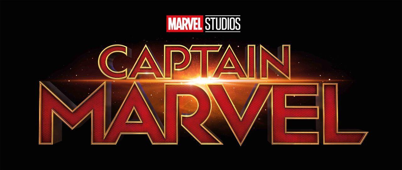 Captain Marvel - Logo - Bildquelle: Marvel Studios 2019